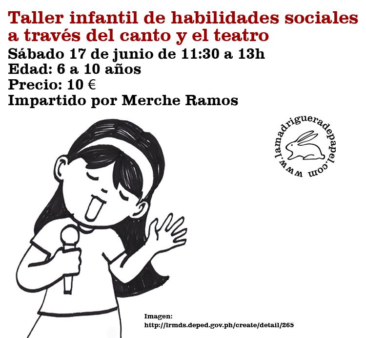 TOLEDO-LIBRERÍA-LA MADRIGUERA DE PAPEL-ACTIVIDADES-TALLER-MERCHE RAMOS