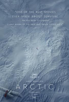 Xem Phim Sinh Tồn Ở Bắc Cực - Arctic