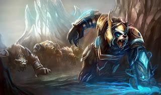 Thunderlord Volibear Skin