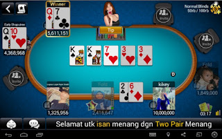 Download Game Android Luxy Poker Texas Holdem