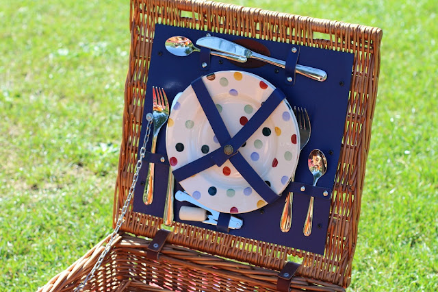 Regent's Park picnic - UK lifestyle blog