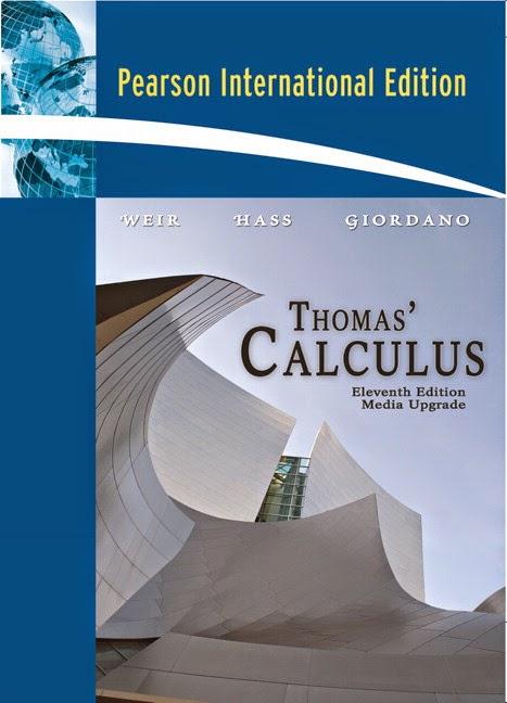 9780321513403: thomas' calculus 11th media upgrade part two plus.