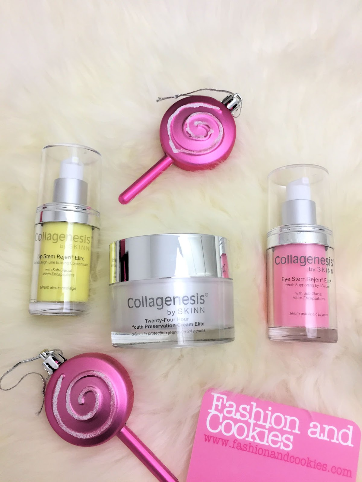 Collagenesis by Skinn Cosmetics review on Fashion and Cookies beauty blog, beauty blogger
