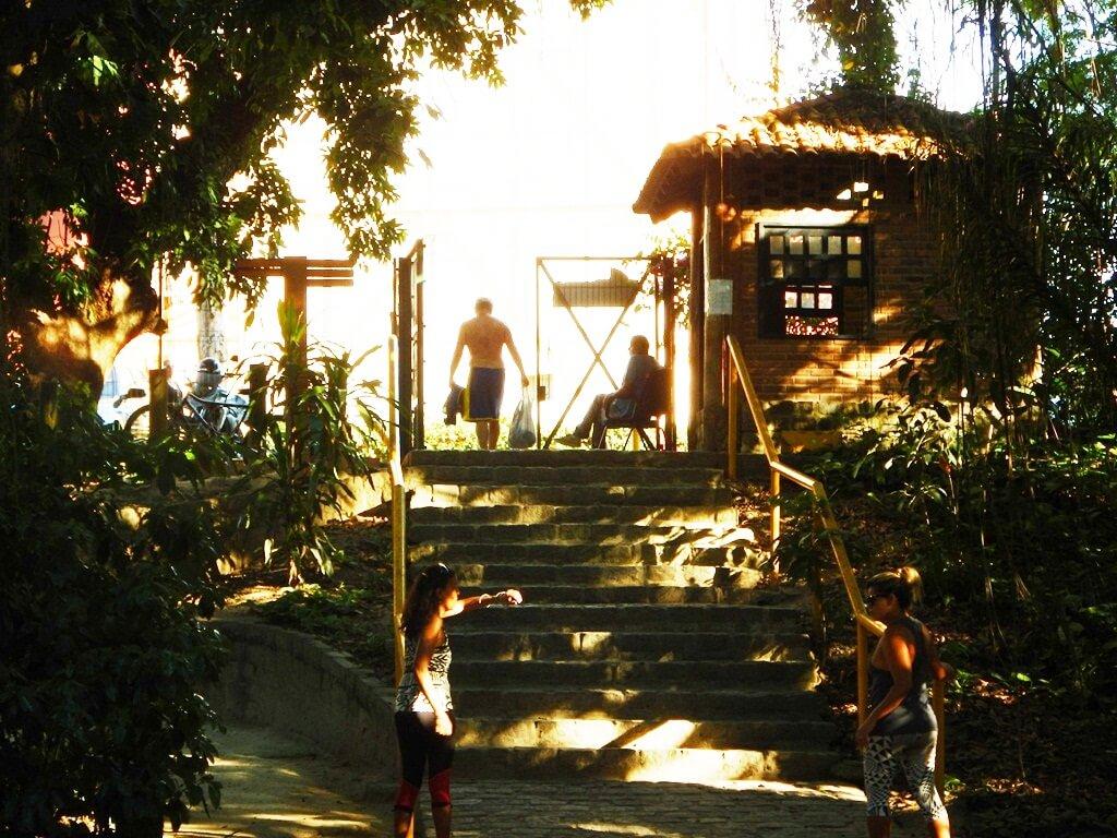 Bosque da Freguesia Rio de Janeiro