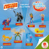 McDonald's New DC Girls and Justice League Happy Meal Toys Brings Out The Hero In You