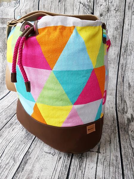 Packs ein von farbenmix- Seesasack