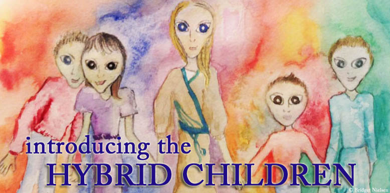 Hybrid Children: Percentage of Humans