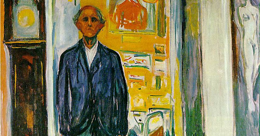 Art Review: Edvard Munch: Between the Clock and the Bed, SFMOMA, San Francisco