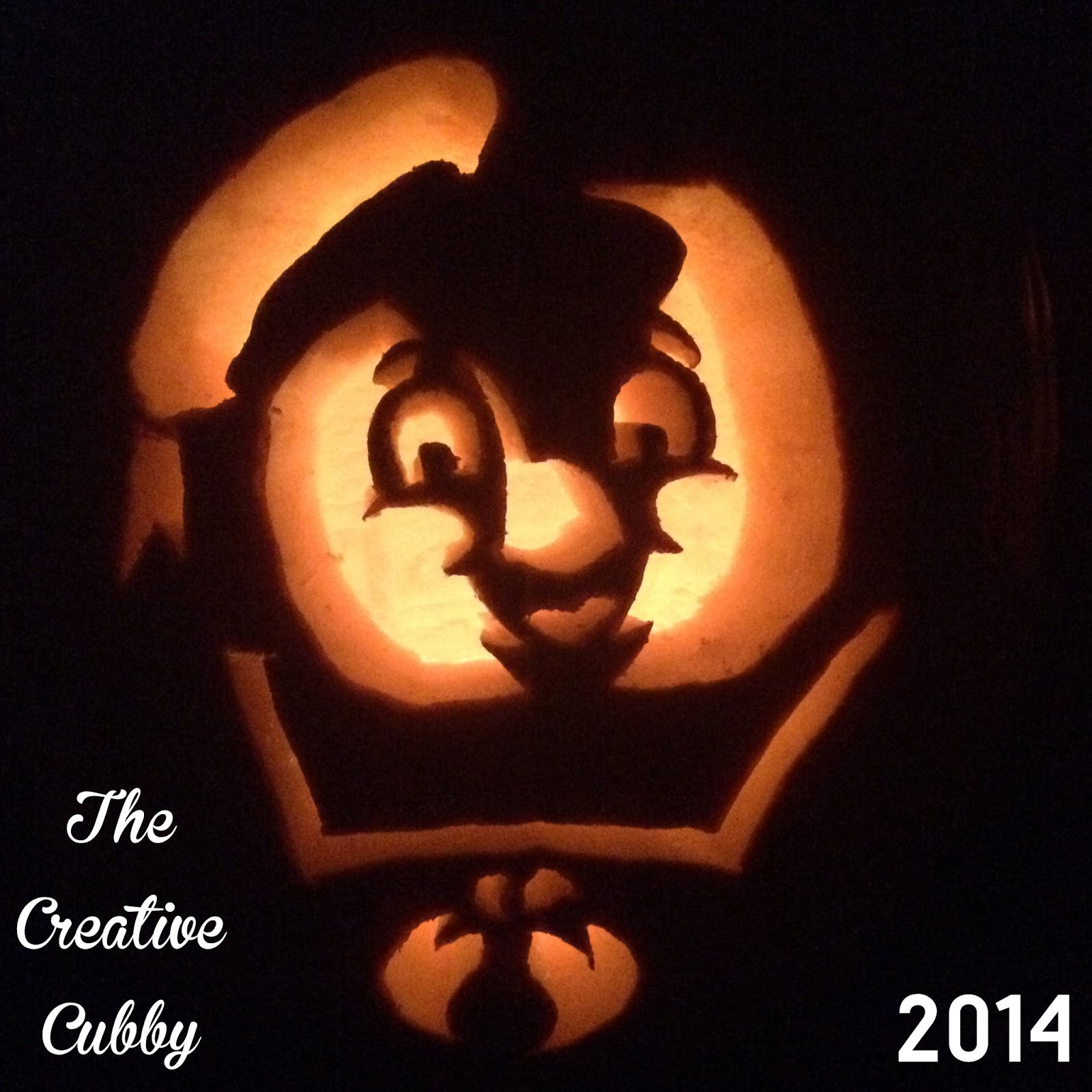 The Creative Cubby October 2014