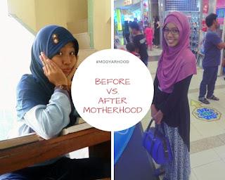 Berubah Penampilan Setelah Jadi Ibu