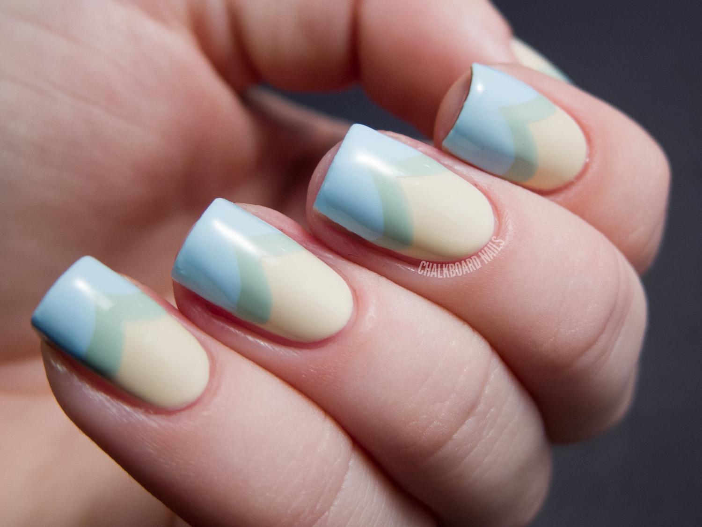 Todo Unhas: Diseos de Uas Color Pastel - Nail Art ...