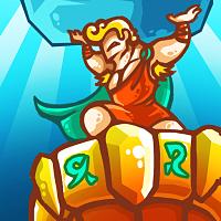 Tải Game Android Kingdom Defense 2 Empire Warrior Hack Full Gem