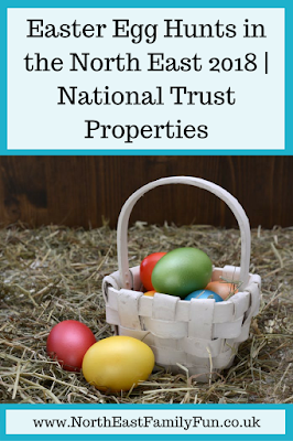 Easter Egg Hunts in the North East 2018 | National Trust Properties