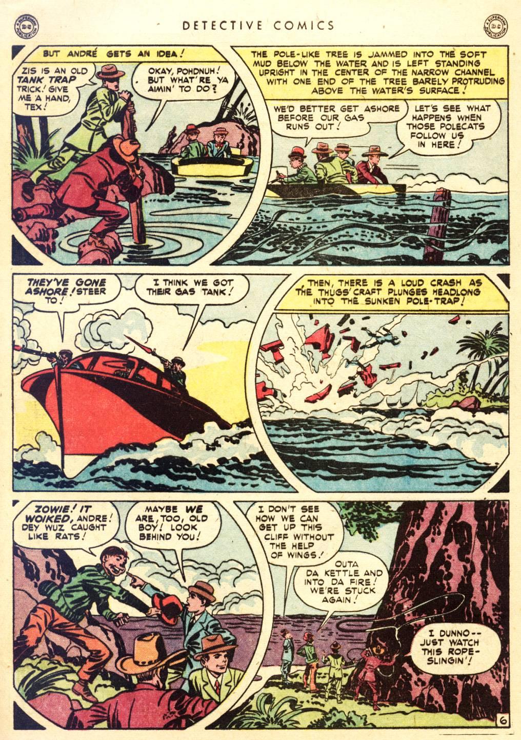 Read online Detective Comics (1937) comic -  Issue #128 - 43