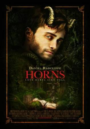 Horns 2013 WEB-DL 350Mb Full English Movie Download 480p Watch Online Free Worldfree4u 9xmovies