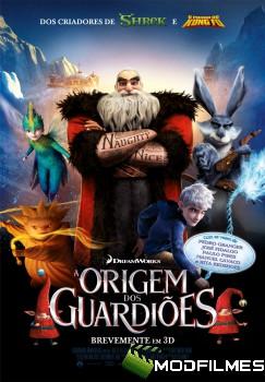 Capa do Filme A Origem dos Guardiões