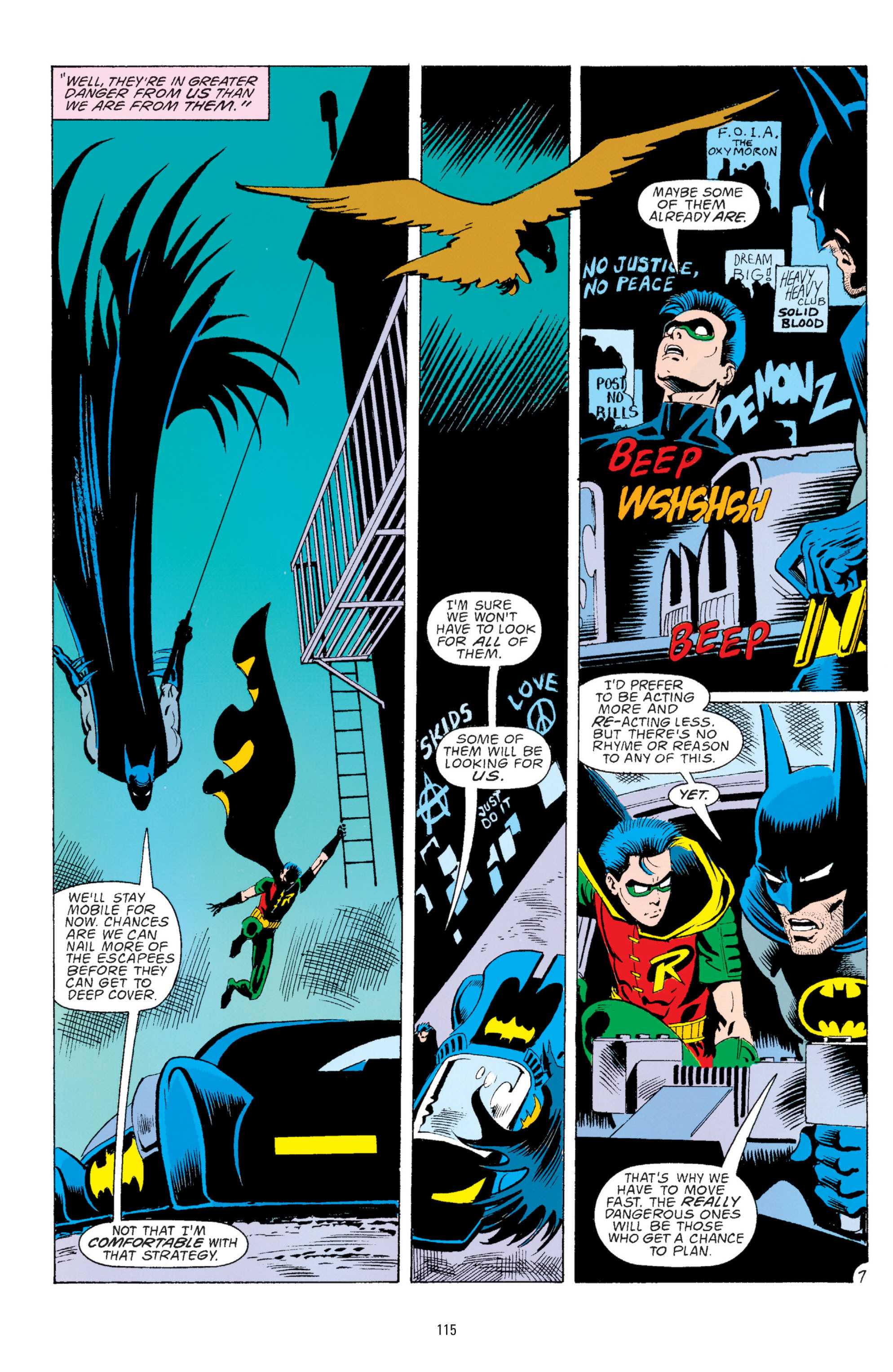 Detective Comics (1937) 659 Page 7