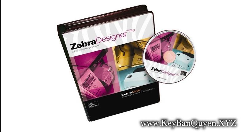 ZebraDesigner Pro 2.5.0 Build 9425 Full Key, Phần mềm thiết kế mã vạch chuyên nghiệp nhất hiện nay.