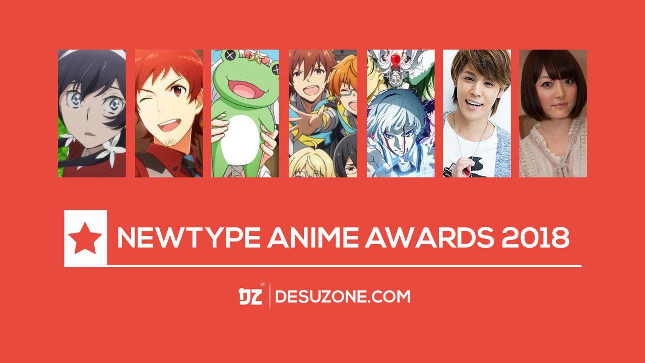 Newtype Best Anime Awards 2018