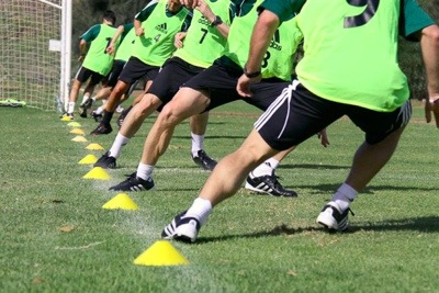 5 Fitness Tests for Soccer Players