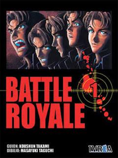 Battle Royale 15/15 [Mega] ()