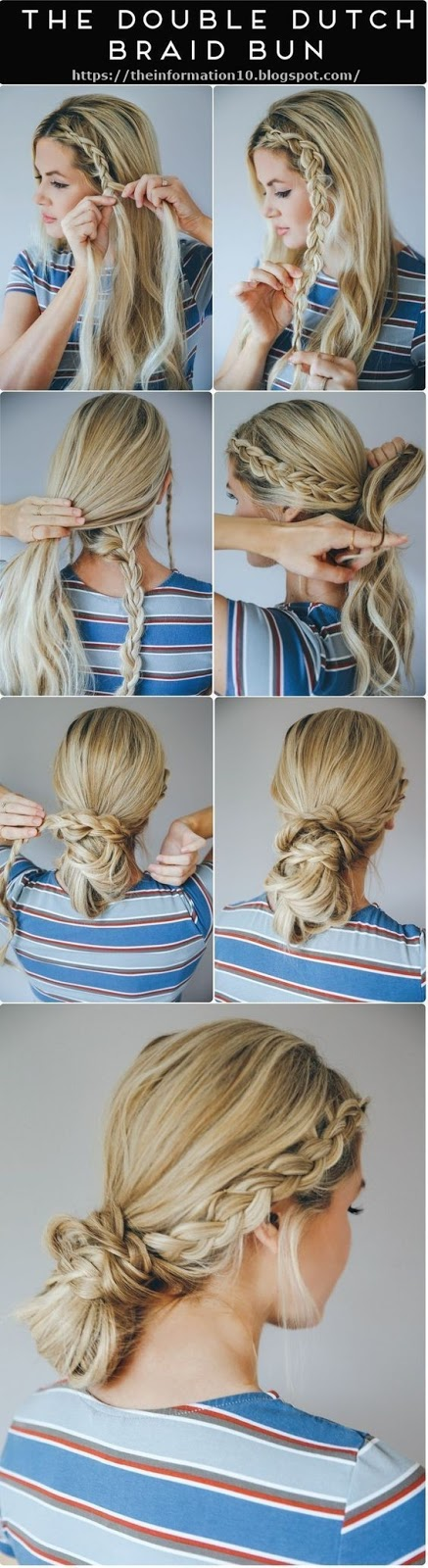 8 Easy Braids That Will Fix Any Bad Hair Day