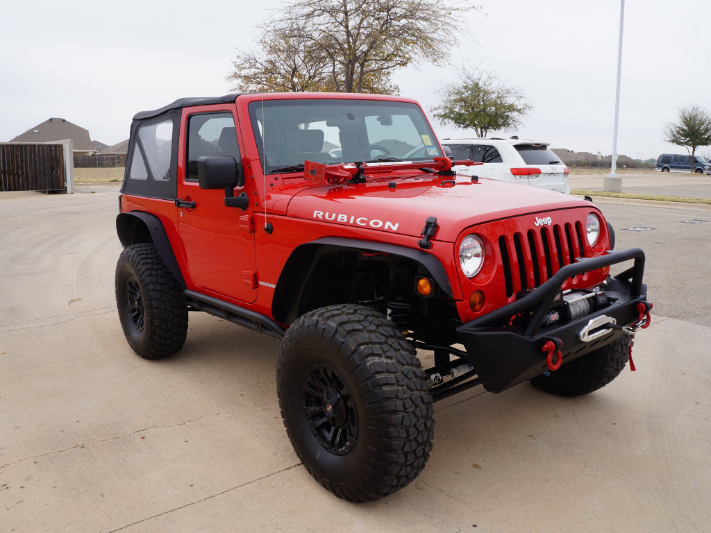 Jeep Chrysler Dodge Of Ontario >> For Sale - Lifted Tricked Out Mud Ready 2010 Jeep Wrangler ...