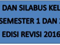 Download RPP dan Silabus Kelas 5 Semester 1 dan 2 Kurikulum 13 Revisi 2016