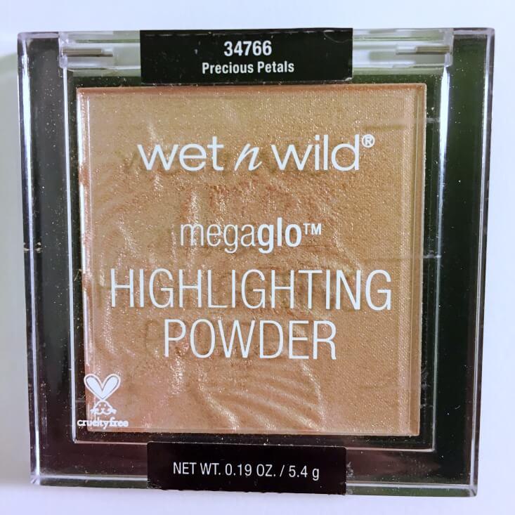 wet n wild megaglo Highlighting Powder Precious Petals