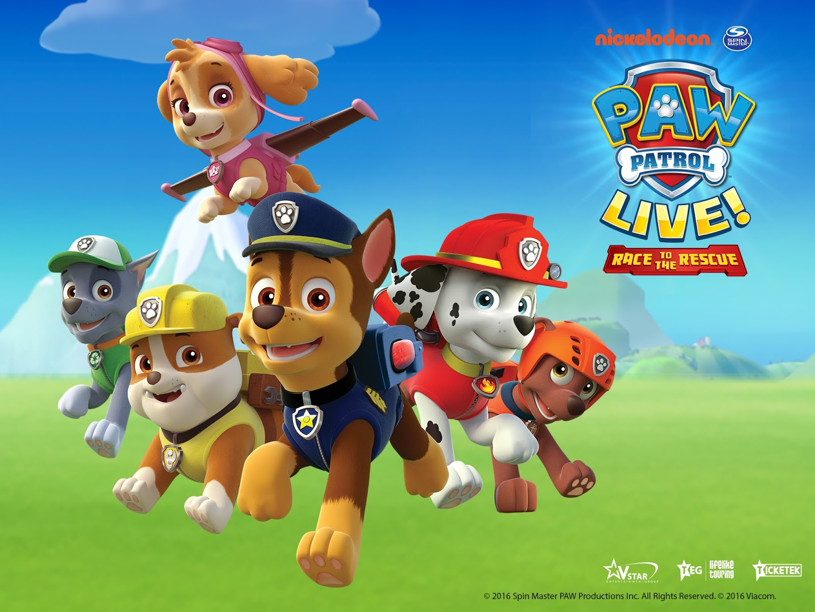 Police Car Chase Wallpaper Paw Patrol Nick Jr Characters Www Imgkid Com The Image