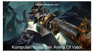 Kumpulan Wallpaper Arena Of Valor Garena HD