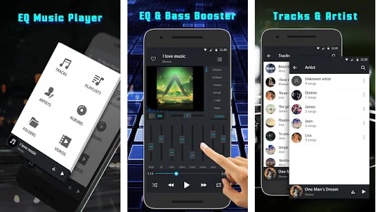 Equalizer Music Player Pro v2 9 11 APK - link