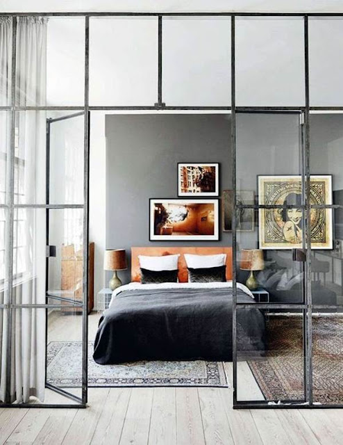 Tips to Create an Industrial Style Bedroom 9