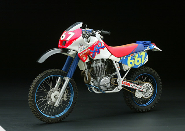 XR 600