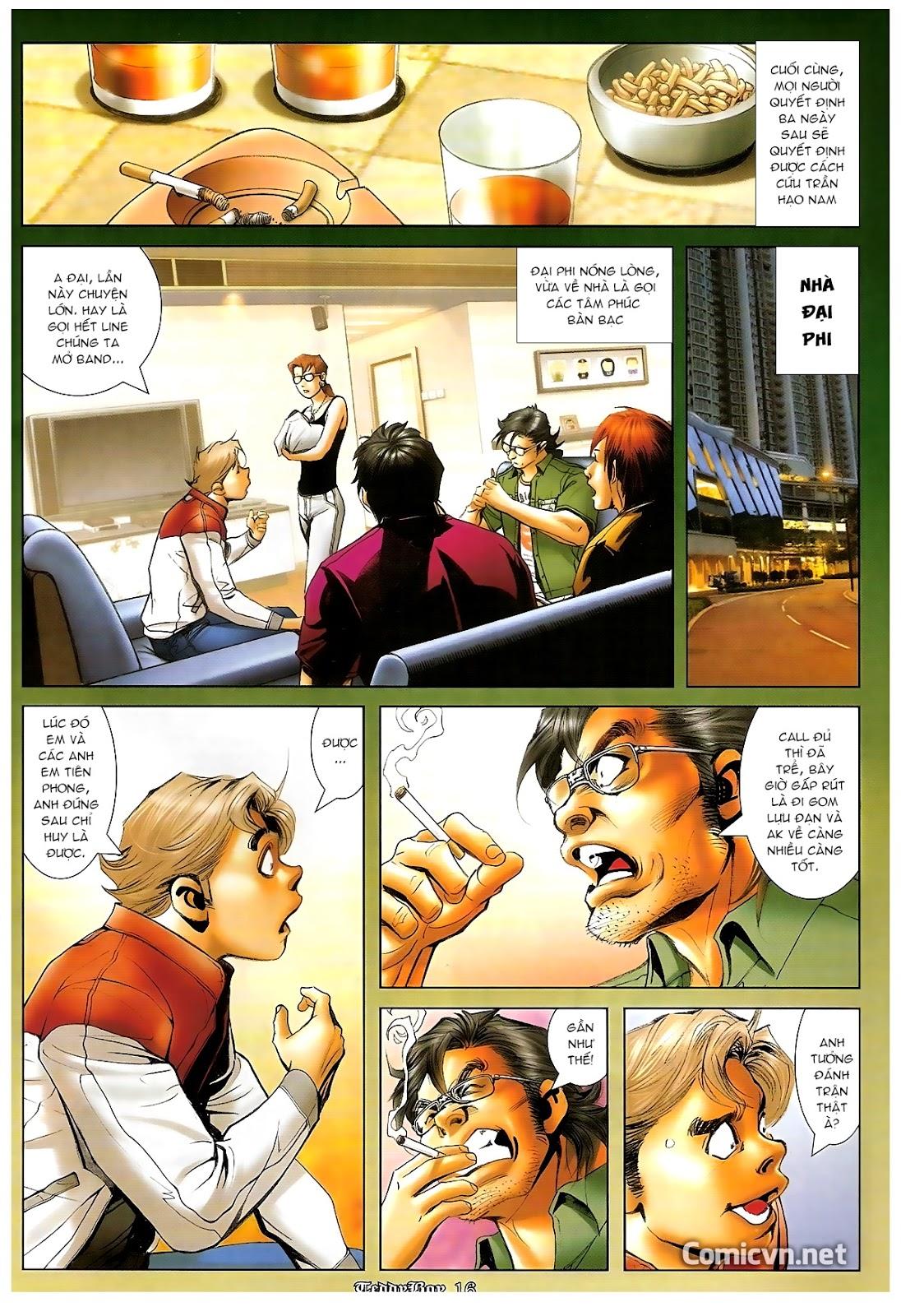 Người Trong Giang Hồ - Chapter 1216: Tráng Sĩ - Pic 13