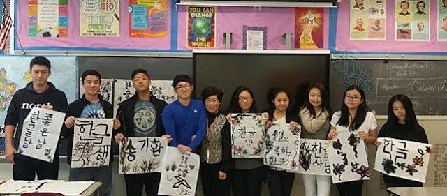 18 jam sehari untuk sekolah menengah atas di Korea