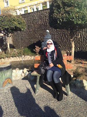 السيدة ريم شيخ حمدان في مبادرة لتحقيق ريادة وطن التحدي سوا