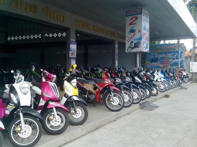 Салон продаже скутеров