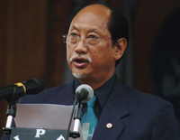 Nagaland Request Nearly 8000 Cr for State Development