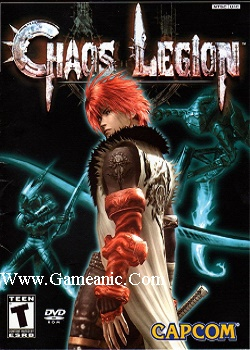 Chaos Legion Game Cover