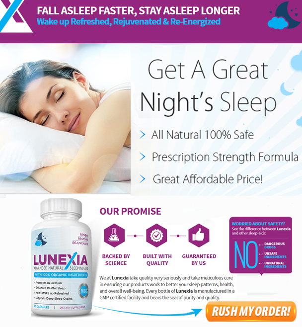 Lunexia Sleep Aid