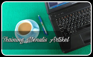 training menulis artikel online
