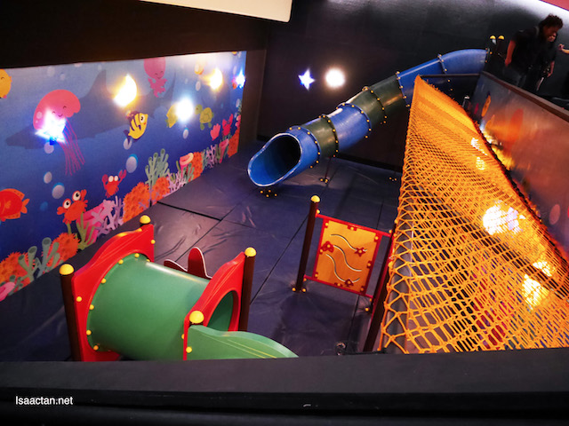 A playground in a cinema? Why not!