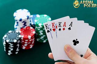 Aremapoker Agen Poker Online Terpercaya