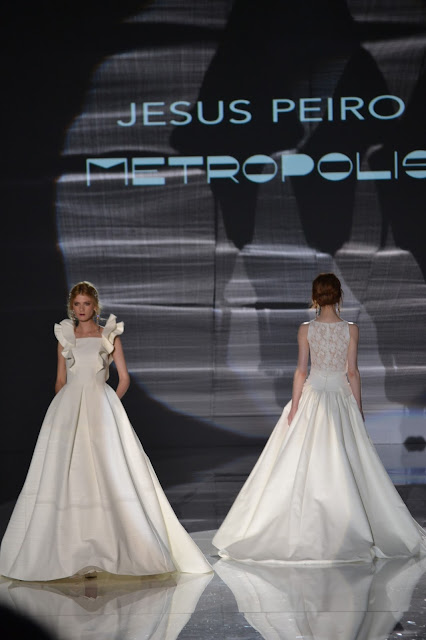 """Vestido de Novia Jesus Peiro"""