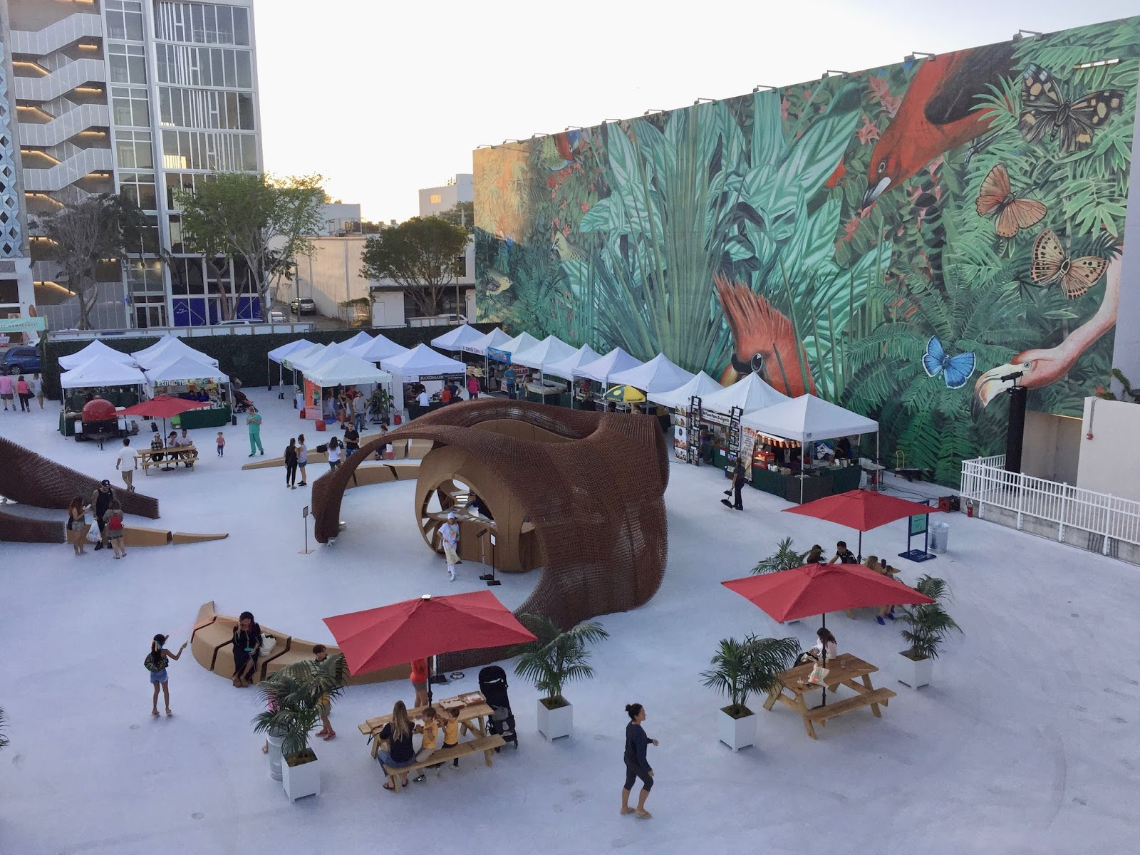 Jungle Plaza, Miami Design District