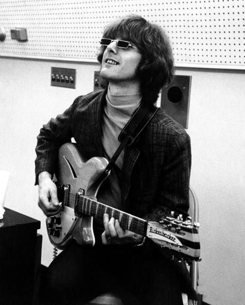 Members Of The Byrds Were Dismayed By Fact That Only Group Member Playing An Instrument On Recording Was McGuinn This Typical Most Major