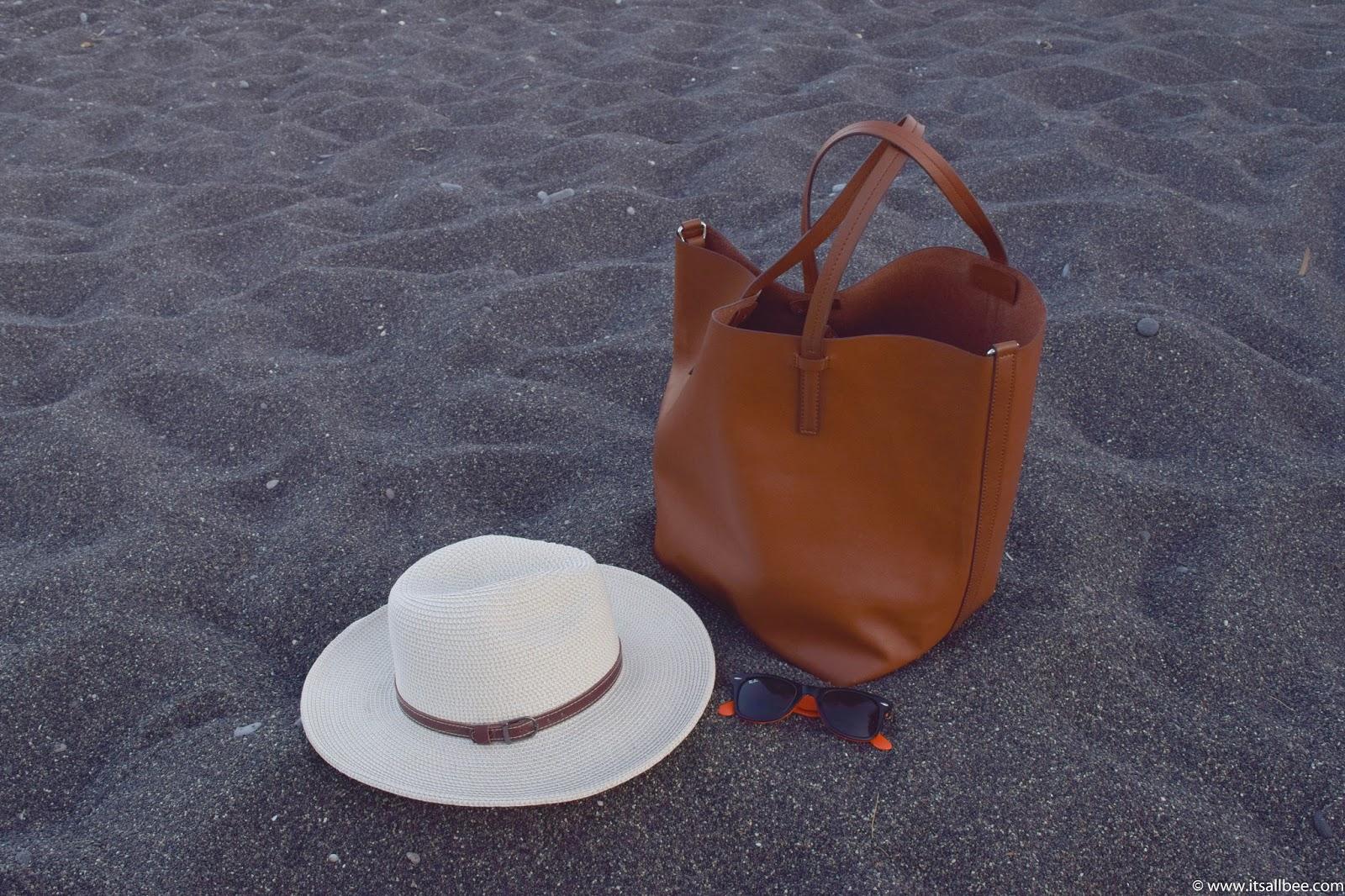 santorini black beach | Guide To The Best of Santorini Beaches