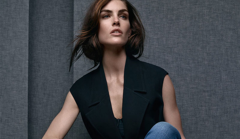 the way she wears it: hilary rhoda by rafael stahelin for the edit by net-a-porter march 6th 2014