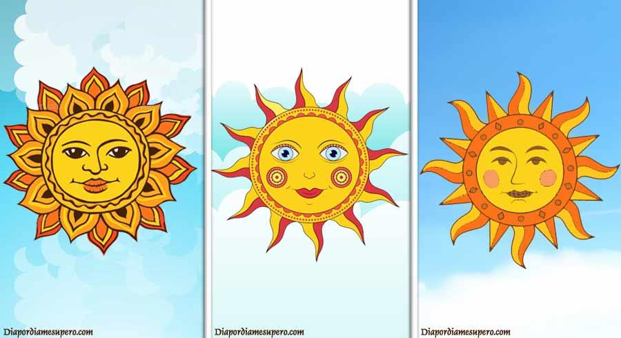 Oráculo: Descubre un mensaje guía al elegir un sol antiguo